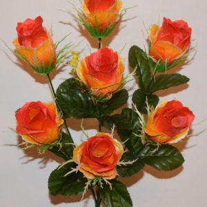 Роза с резеткой R-94