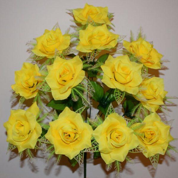 Роза с резеткой 12-ка СР-102