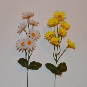 Ромашка жолто-белая ВЕ-13