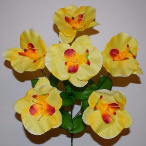 Орхидейка цветок 6-ка МА-100