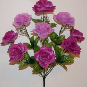 Роза открытая с кашкой 9-ка не прес СР-253