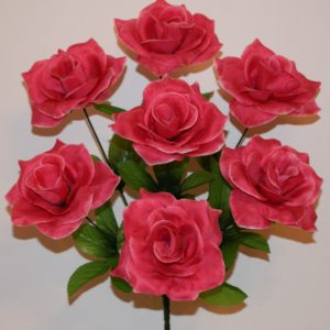 Роза открытая 7-ка СР-252