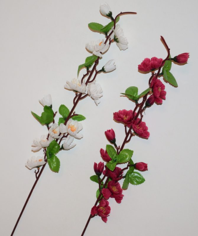 Искусственные цветы-Калинка с резеткой 8-ка R-725