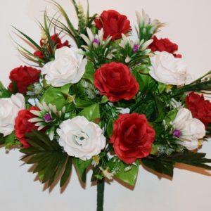 Роза открытая с пластмасами не пресованая БО-166