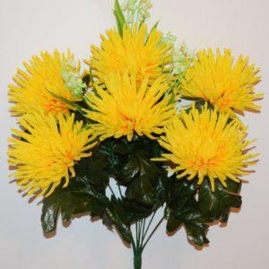 Хризантема с ландышем не прес БО-172