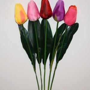 Ветка Тюльпан с пинопластом большой не прес