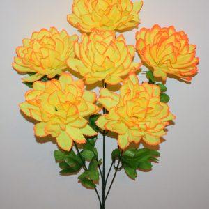 Хризантема гигант 6-ка не прес БО-283
