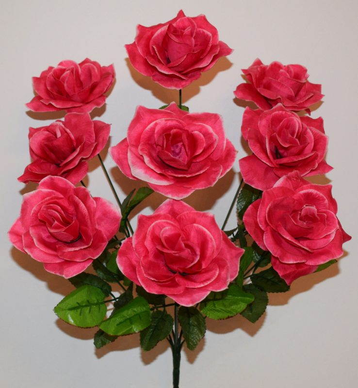 Роза открытая 9-ка СР-216