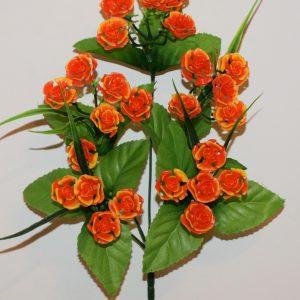 Роза камелия пластмасовая СР-262