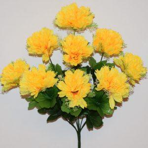 Хризантема с розеткой 9-ка СР-338