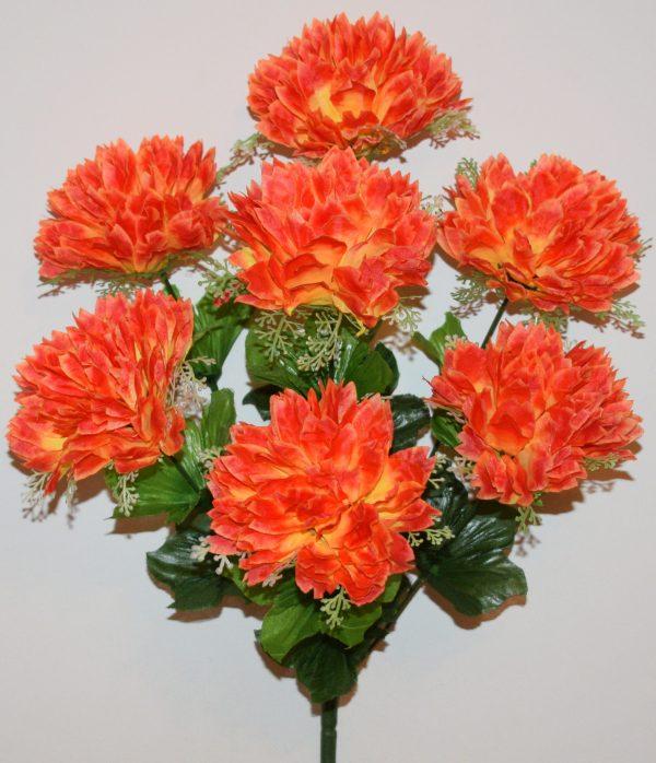 Хризантема цветная с резеткой 7-ка СР-356