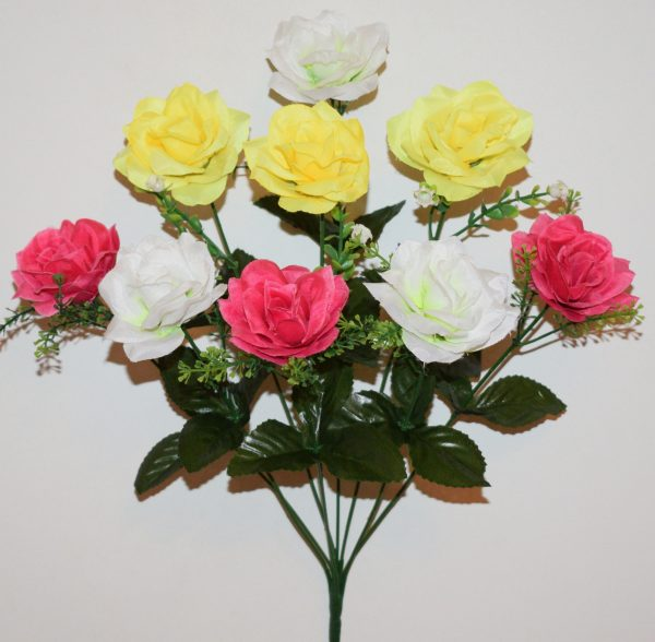 Роза микс острая 9-ка СР-272