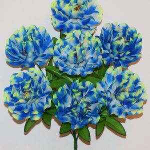 Хризантема радуга атласная 7-ка СР-367