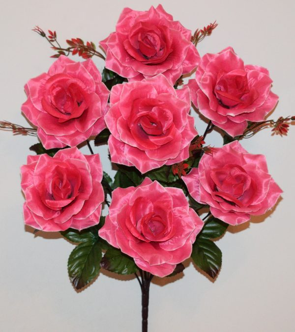 Роза остроконечная атлас 7-ка БО-308